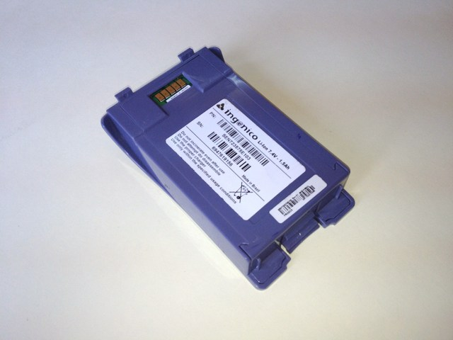 ingenico i7910 battery