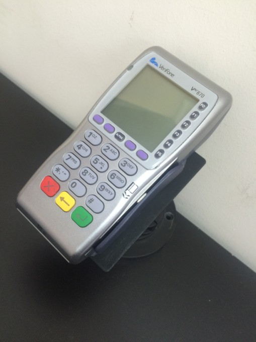 Verifone Vx670 - Used POS Supplier-INTECH