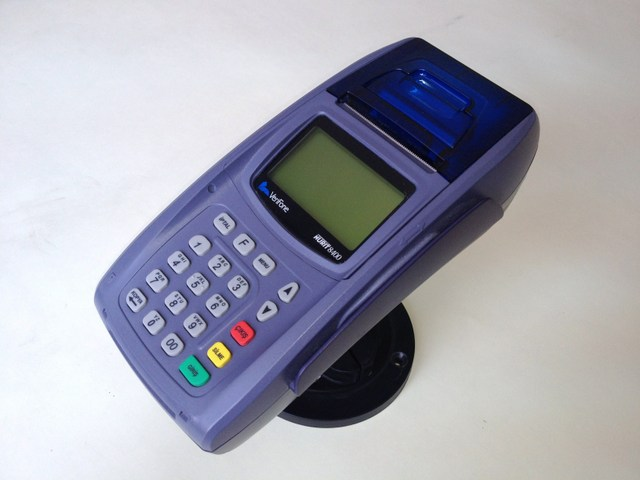 Verifone Nurit 8400