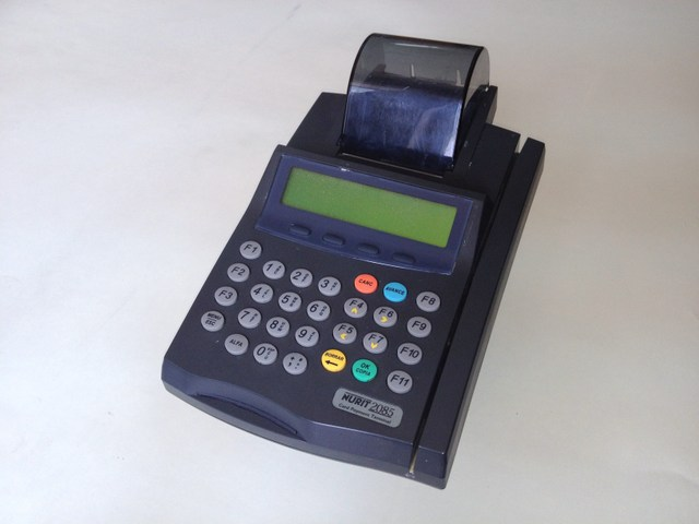 Verifone nurit 2085